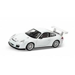 Porsche 911 / 997 GT3 Cup Blanche 2010 Welly 18033W