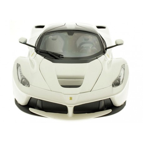 Ferrari LaFerrari 2014 Blanche Bburago 26001W