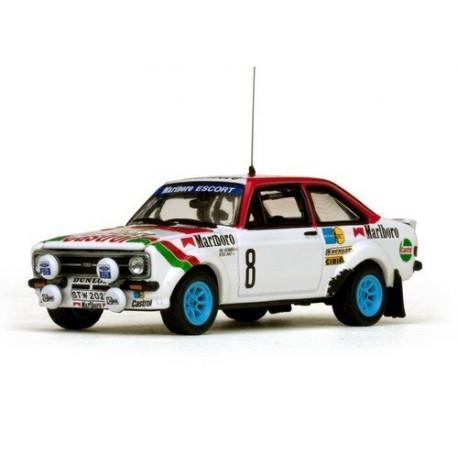Ford Escort RS1800 8 WRC Suède 1978 Vatanen Aho Vitesse 42377
