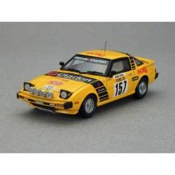 Mazda Savanna RX-7 157 Rallye Monte Carlo 1979 Nakagawa Morikawa Kyosho K03284A