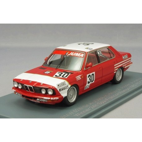 BMW 528i E28 Groupe A 30 24 Heures de Spa 1982 Neo 45666