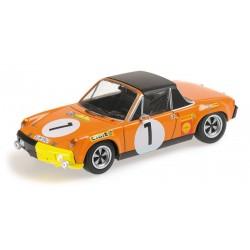 Porsche 914/6 7 Marathon de la route 1970 Larrousse Haldi Marko Minichamps 400706501