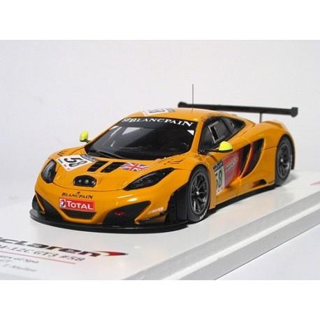 McLaren MP4-12C GT3 58 24 Heures de Spa 2011 Truescale 124374