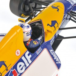 Williams Renault FW15 WC 1993 Alain Prost Minichamps 186930002