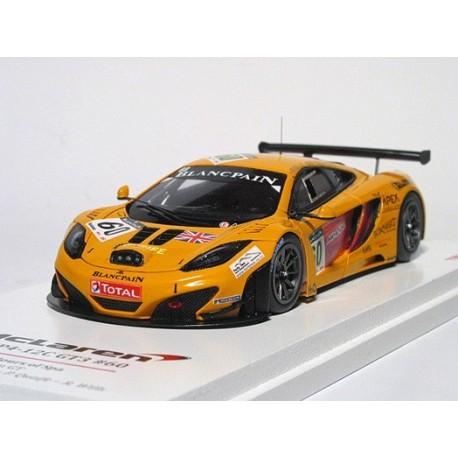 McLaren MP4-12C GT3 60 24 Heures de Spa 2011 Truescale 124375