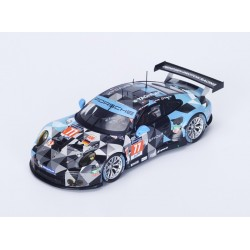 Porsche 911 RSR 77 24 Heures du Mans 2015 Spark S4672