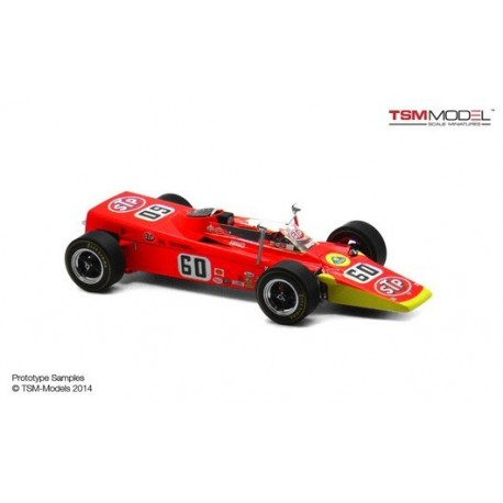 Lotus 56 500 miles d'Indianapolis 1968 Joe Leonard Truescale TSM141801