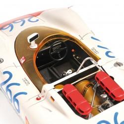Porsche 908 02 Spyder 266 Targa Florio 1969 Minichamps 107692266