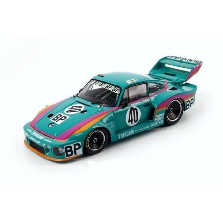 Porsche 935 40 24 Heures du Mans 1979 Truescale TSM141807