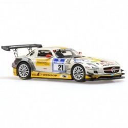 Mercedes SLS AMG GT3 21 24 Heures du Nurburgring 2013 Minichamps 410133221