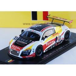 Audi R8 LMS 73 24 Heures de Spa 2010 Spark SB010