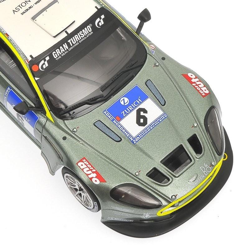 Aston Martin DBRS9 6 24 Heures Du Nurburgring 2008