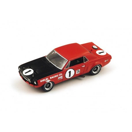 Ford Mustang 4 24 Heures de Daytona 1968 Spark S2633