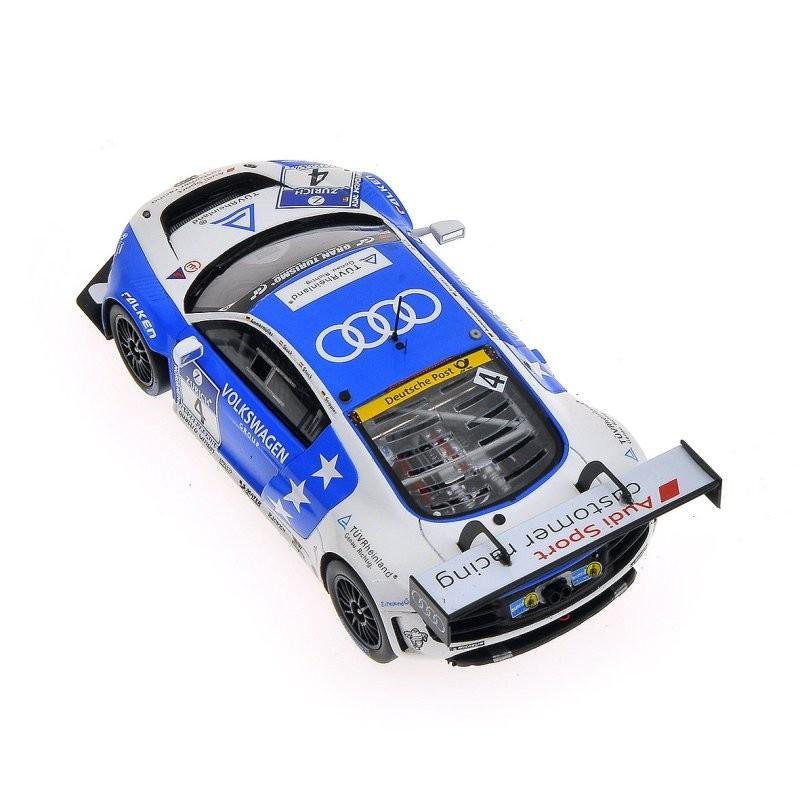 Audi R8 LMS Ultra 4 24 Heures Du Nurburgring 2013