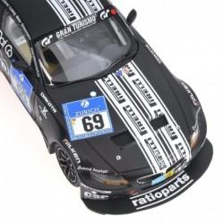 BMW Z4 M Coupe 69 24 Heures du Nurburgring 2009 Minichamps 400092769