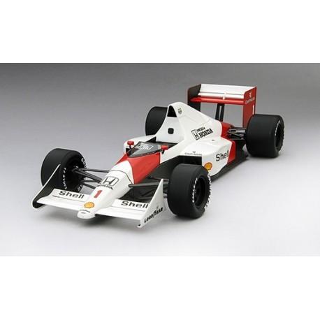 McLaren Honda MP4/5 F1 Monaco 1989 Ayrton Senna Truescale TSM141820R