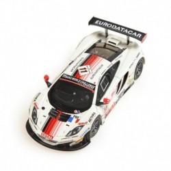 McLaren MP4/12C GT3 11 24 heures de Spa Francorchamps 2013 Minichamps 437131311