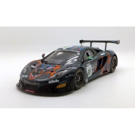 McLaren MP4/12C GT3 88 24 Heures de Spa-Francorchamps 2013 Truescale TSM141823R