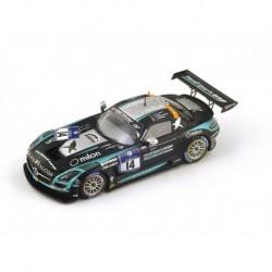 Mercedes SLS AMG GT3 14 24 Heures du Nurburgring 2014 Spark SG151