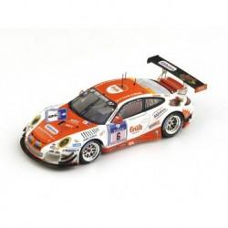 Porsche 911 GT3-R 6 24 Heures du Nurburgring 2014 Spark SG155