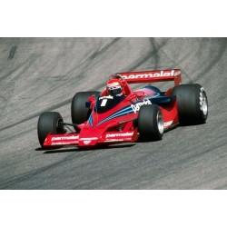 Brabham BT46 F1 Afrique du Sud 1978 Niki Lauda Truescale TSM144301