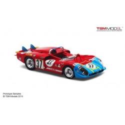 Alfa Romeo Tipo 33/3 37 24 Heures du Mans 1970 Truescale TSM144313