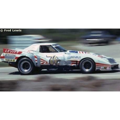 Chevrolet Corvette 76 12 Heures de Sebring 1976 Truescale TSM144318