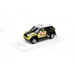 Mini ALL4 Racing 305 Rallye Dakar 2012 Roma Périn Truescale TSM144343