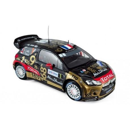 Citroen DS3 WRC Rallye de France 2013 Loeb Elena Norev 181549