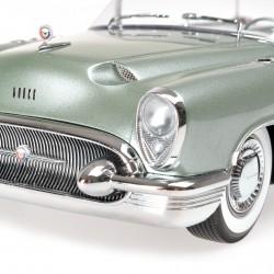 Buick Wildcat 1 Concept 1953 Verte claire Minichamps 107141332