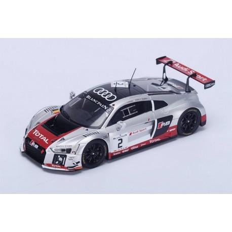 Audi R8 LMS 2 24 Heures de Spa Francorchamps 2015 Spark SB106