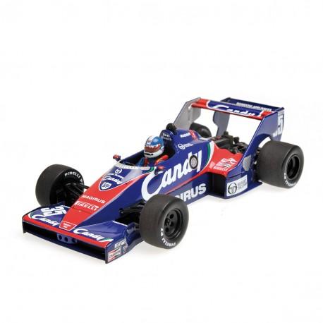 Toleman Hart TG183 F1 Pays-Bas 1983 Derek Warwick Minichamps 400830035