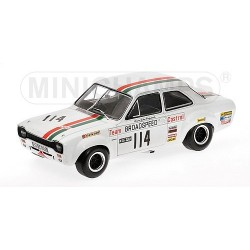 Ford Escort I RS1600 114 Brands Hatch Meeting 1971 John Fitzpatrick Minichamps 100718114