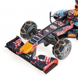 Red Bull Renault RB7 F1 Demo Kitzbuhel 2016 Max Verstappen Minichamps 410169933