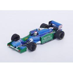 Benetton Ford B194 F1 1994 Jos Verstappen Spark S4483