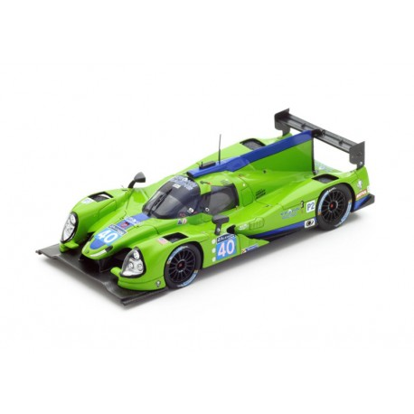 Ligier JS P2 Nissan 40 24 Heures du Mans 2016 Spark S5122