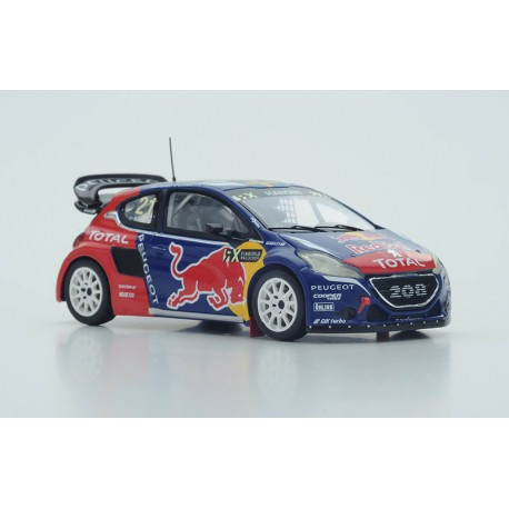 Peugeot 208 21 World RX Canada 2016 Timmy Hansen Spark S5194