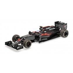 McLaren Honda MP4/31 F1 2016 Fernando Alonso Minichamps 537161814