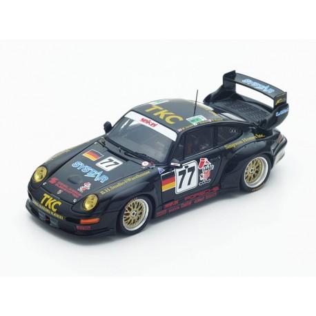 Porsche 911 GT2 77 24 Heures du Mans 1996 Spark S4447