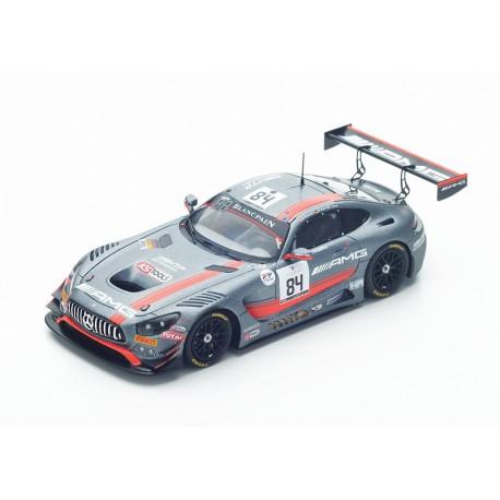Mercedes AMG GT3 84 24 Heures de Spa-Francorchamps 2016 Spark SB126