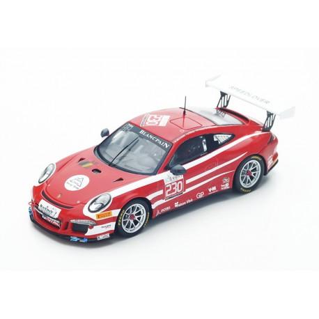 Porsche 991 GT3 Cup 230 24 Heures de Spa-Francorchamps 2016 Spark SB134