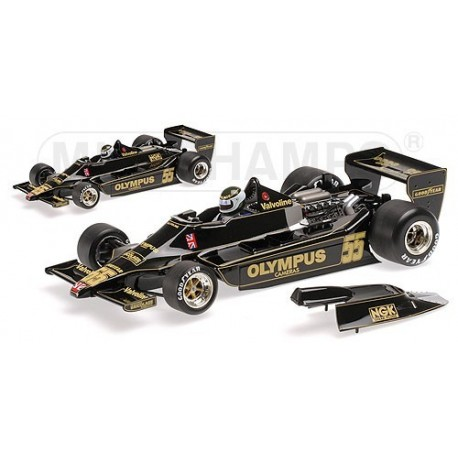 Lotus Ford 79 F1 Canada 1978 Jean Pierre Jarier Minichamps 100780055