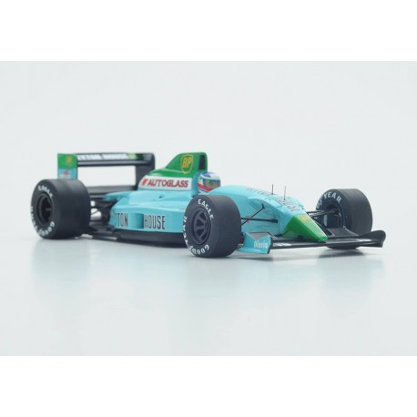 March Leyton House CG901 F1 France 1989 Ivan Capelli Spark S2979