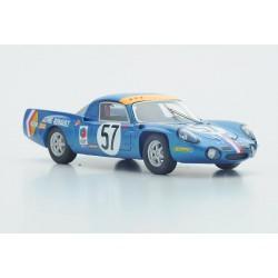 Alpine A210 57 24 Heures du Mans 1968 Spark S4372