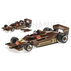 Lotus Ford 79 F1 1979 Hector Rebaque Minichamps 100790031