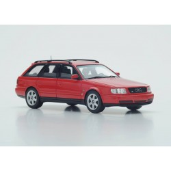 Audi S6 1994 Rouge Spark S4883