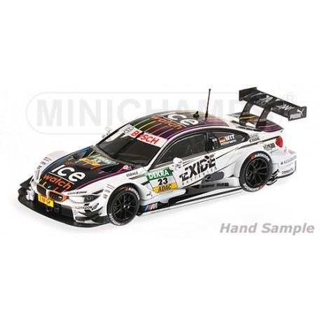 BMW M4 DTM 2014 Marco Wittmann Minichamps 410142423