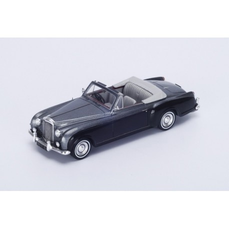 Bentley Continental S1 Cabriolet 1957 Grise Spark S3800