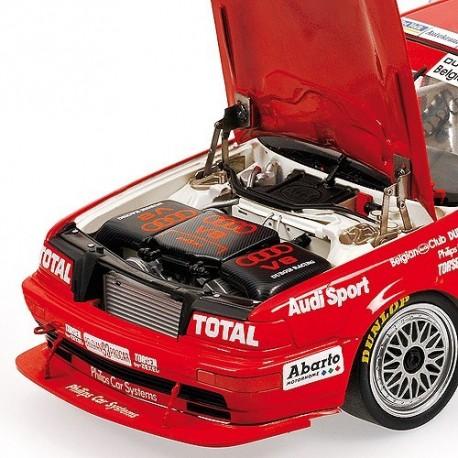 Audi V8 Evolution 1 Belgian Procar 1993 Pierre-Alain Thibaut Minichamps 100931001