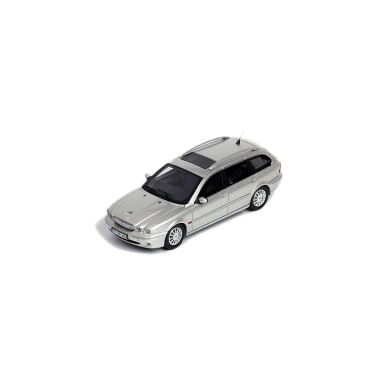 2004 Jaguar X Type For Sale: Jaguar X-Type Break 2004 Silver IXO PR0195